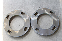 cnc plasma cutter cutting samples