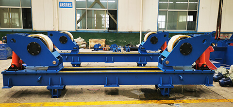 Hydraulic welding pipe rotator for sale