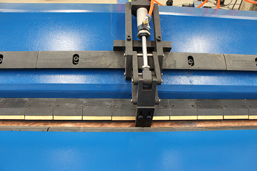 Key press for Automatic Longitudinal Seam Welder