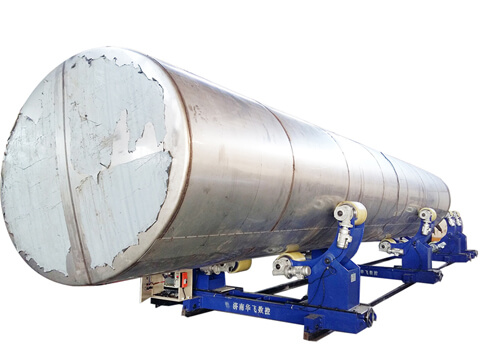 Oval tank and pipe welding rollers price