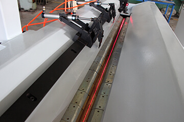 Seam tracking for Automatic Longitudinal Seam Welder