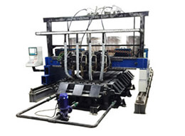 overlay welding machine