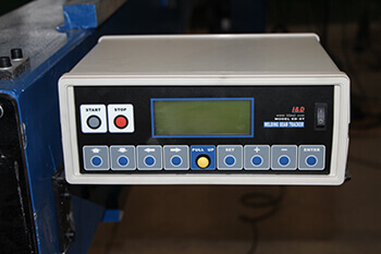 welding manipulator welding seam tracker