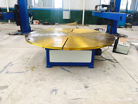 welding rotary turntables