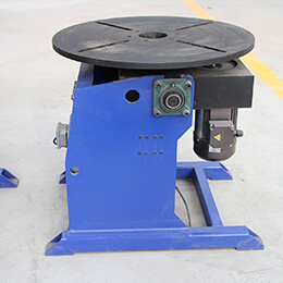 small welding positioner