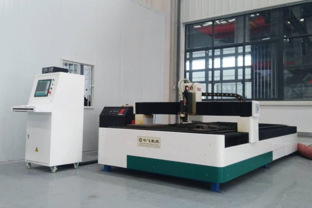 CNC plasma cutter whole machine