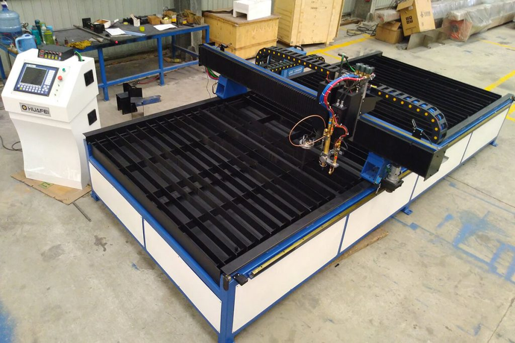 Common troubleshooting of CNC plasma cutter