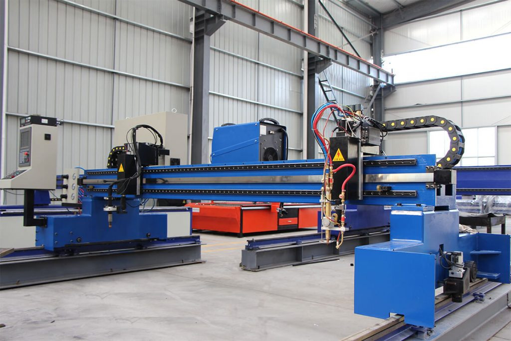 Four factors affecting the cutting speed of the CNC plasma cutting machine