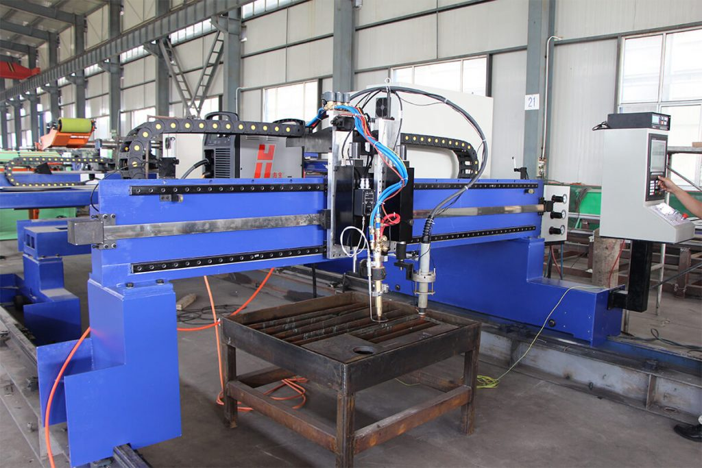 Several important factors affecting the cutting quality of CNC plasma cutter