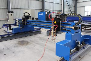 Discussion on operation and maintenance of CNC plasma cutting machine in industrial practice