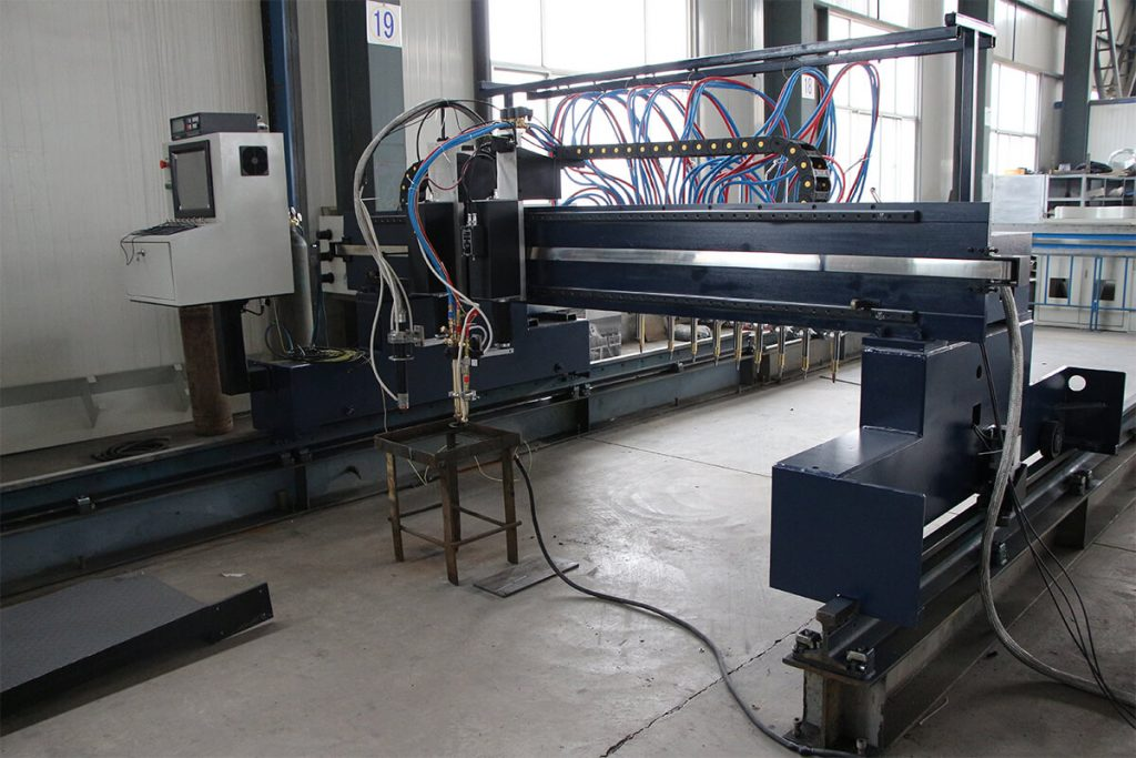 Optimization of CNC plasma cutting process path and deformation control