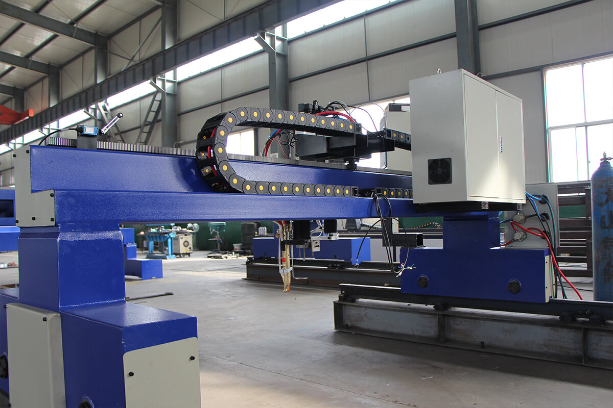cnc gantry cutting machine