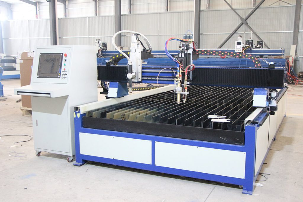 plasma cutting machine VS laser cutting machine
