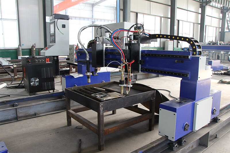The safe operation process of CNC flame cutting machine