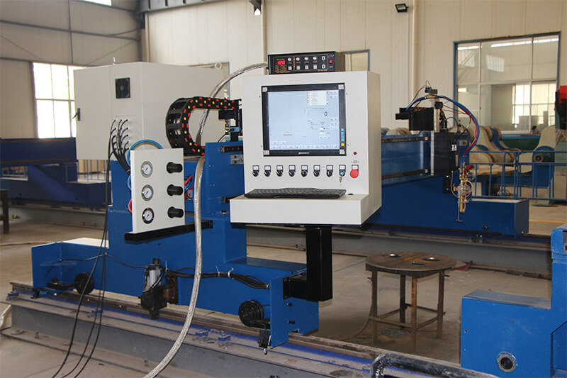 The use method and operation specification of CNC plasma cutting machine