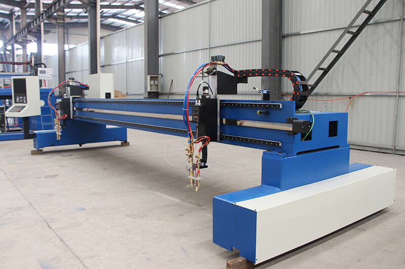 What are the defects of the CNC flame cutting machine cutting workpiece