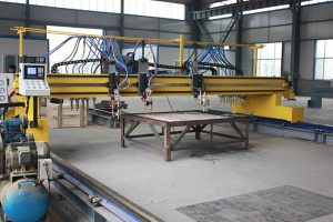 What are the factors that affect the quality of CNC flame cutting