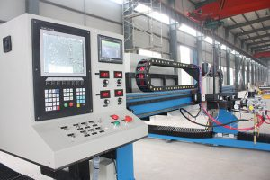 What constitutes a CNC cutting system