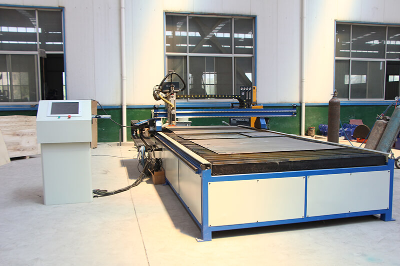 What is the price of the CNC plasma cutter