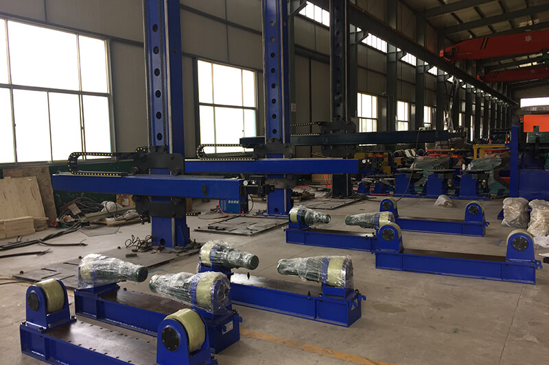 How to choose a welding manipulator?
