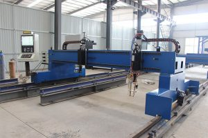 The safe operation process of CNC plasma cutting machine