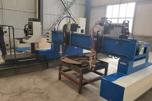 how to operate a CNC plasma cutting machine
