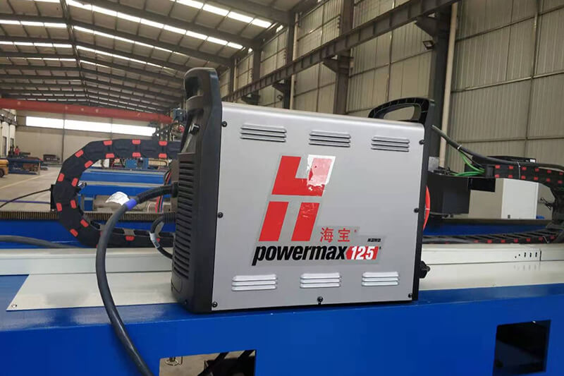hypertherm plasma cutting power